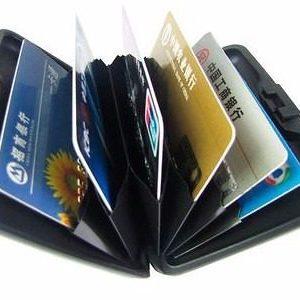 Porta Cartão de Bolso